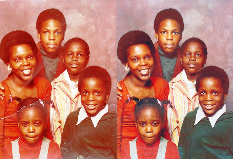 Photo repair wizards offers vintage photo restoration, touch-ups, color corrections, profile picture fixes. Visit www.fixingphotos.com Over 10 years of fixing and restoring photographs