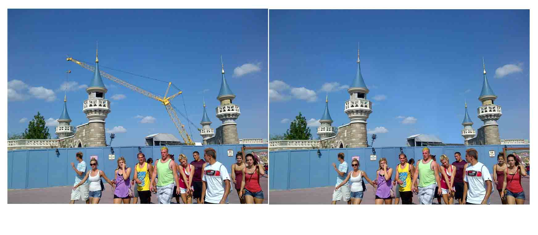 Photo repair can improve your favorite vacation pictures